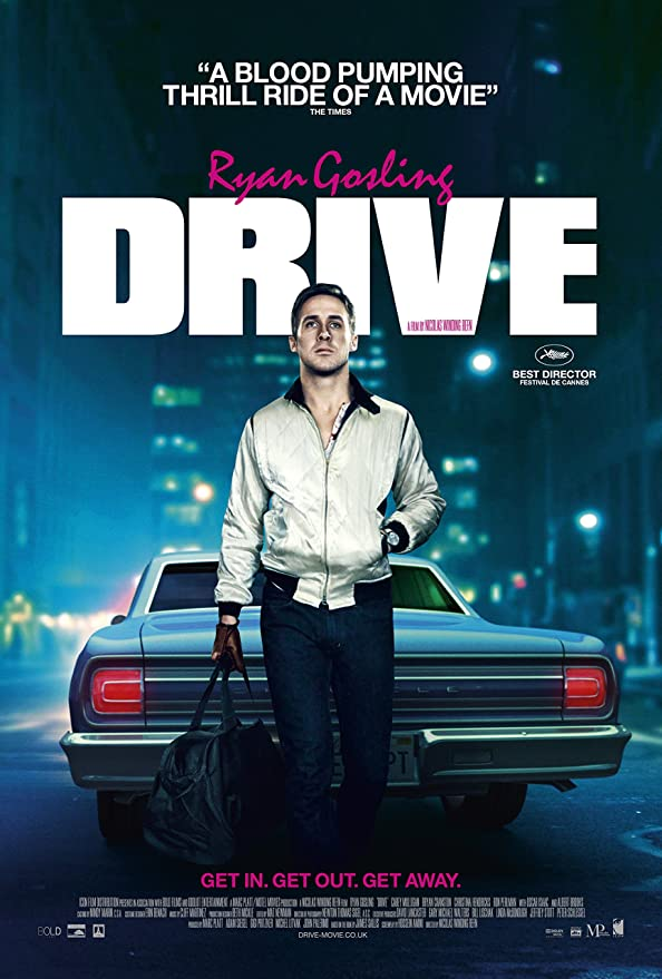 Amazon Com Drive 2011 Movie Poster 24x36 These Are Certified Prints With Sequential Holographic Numbering For Authenticity Everything Else
