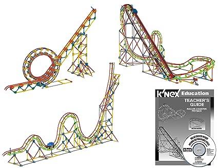 Magnificent Amazon Com Knex Education Roller Coaster Physics Set 2 058 Wiring Database Ittabxeroyuccorg