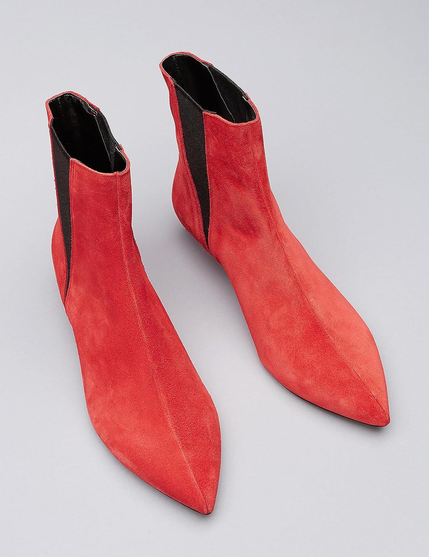 FIND (ROT) Damen Stiefel Rot (ROT) FIND b41e5a