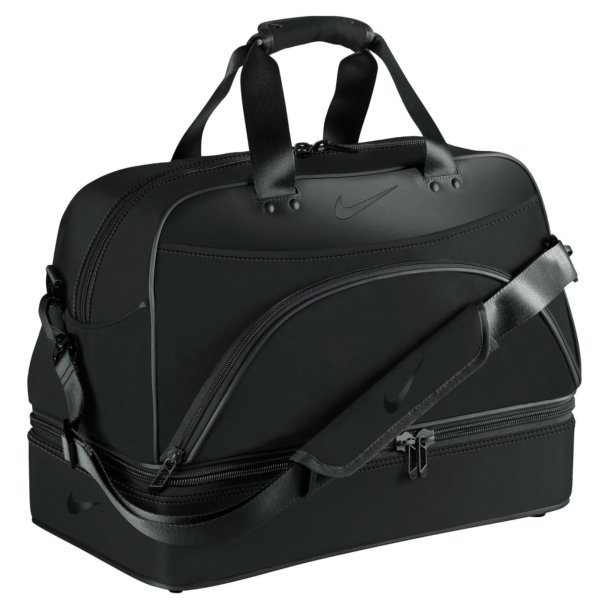 Nike Departure III Boston Holdall Bag (One Size) (Black) by NIKE