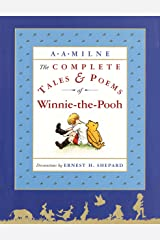 The Complete Tales and Poems of Winnie-the-Pooh Hardcover