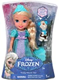 Disney Frozen Young Elsa and Olaf Doll Set