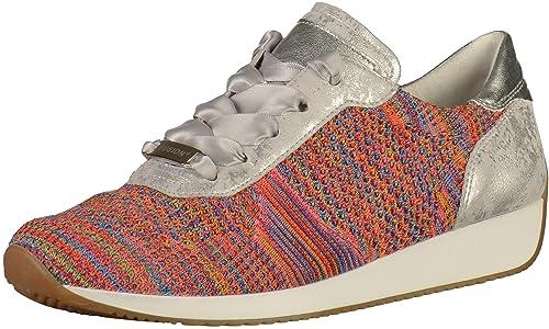 40 Mujer Para Zapatos Ara Multicolor Entrenadores Talla q4nnYRax