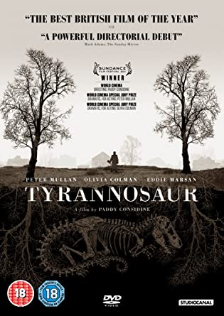 Resultado de imagem para Tyrannosaur, 2011 poster