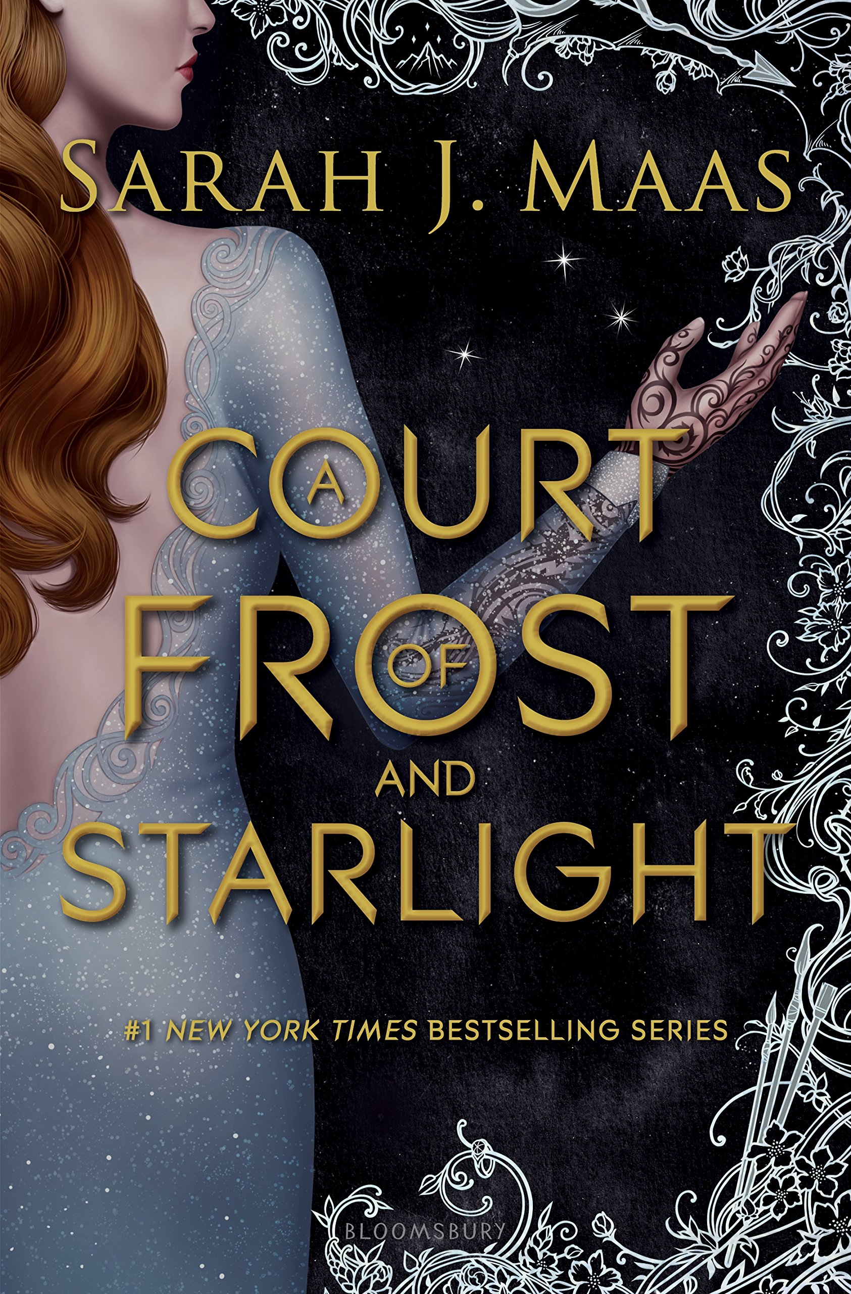 Risultati immagini per a court of frost and starlight