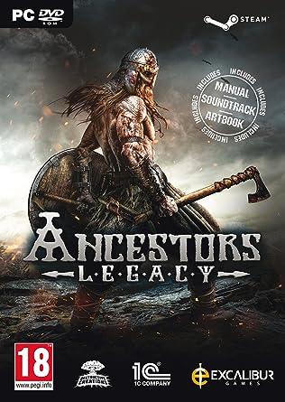 Ancestors Legacy pc dvd-ის სურათის შედეგი