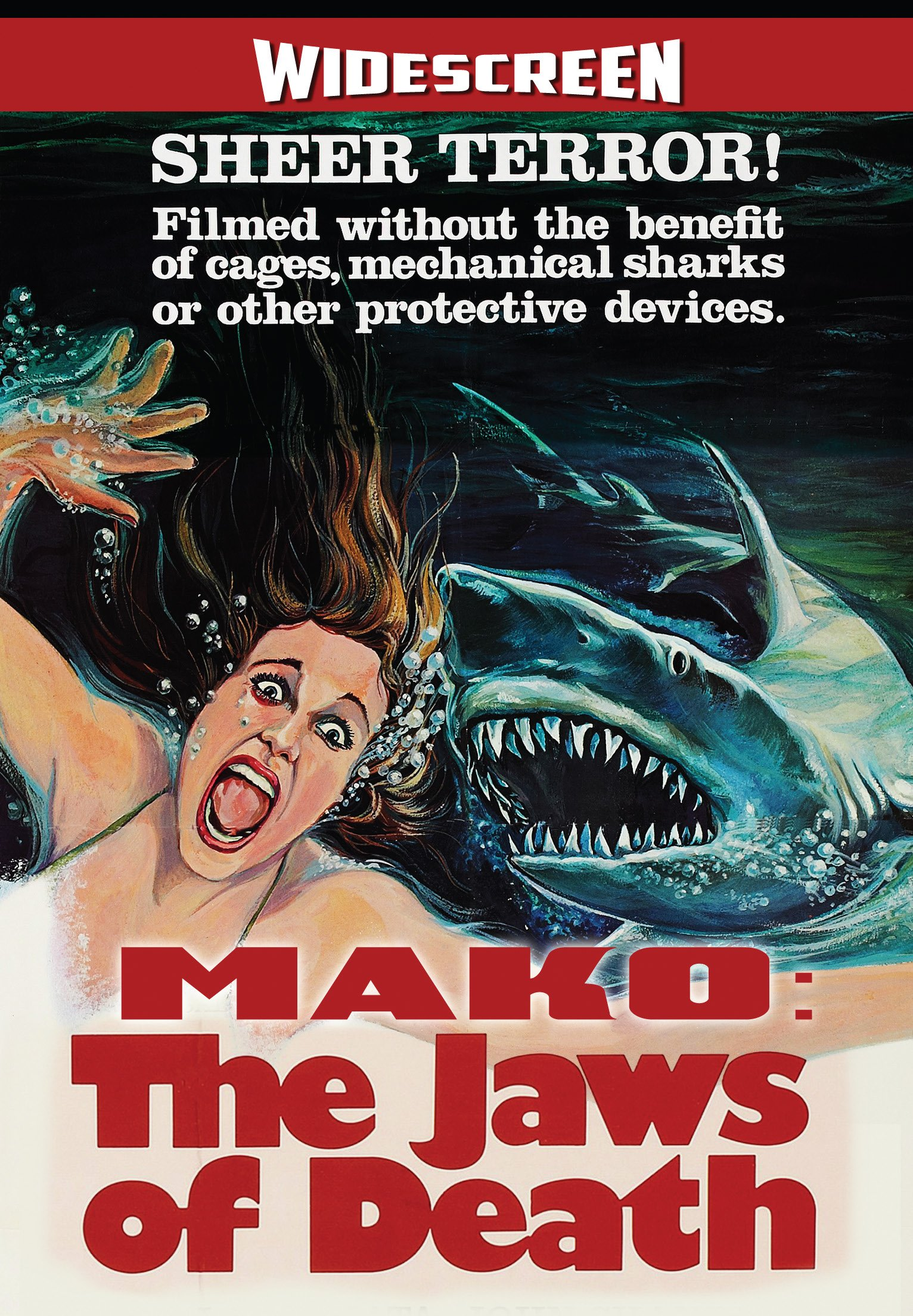 DVD : Mako: The Jaws Of Death (DVD)