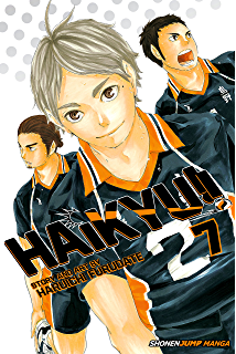 Amazon com: Haikyu!!, Vol  1: Hinata and Kageyama eBook: Haruichi