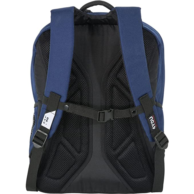 91ce63dac6c2c 4 You Igrec Collection Schulrucksack mit Laptopfach 44 cm ethno blau   Amazon.de  Bekleidung