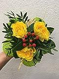 Blumenstrauß Rosenstrauß Opal VERSANDKOSTENFREI +kostenloser Geschenkkarte Blumenversand