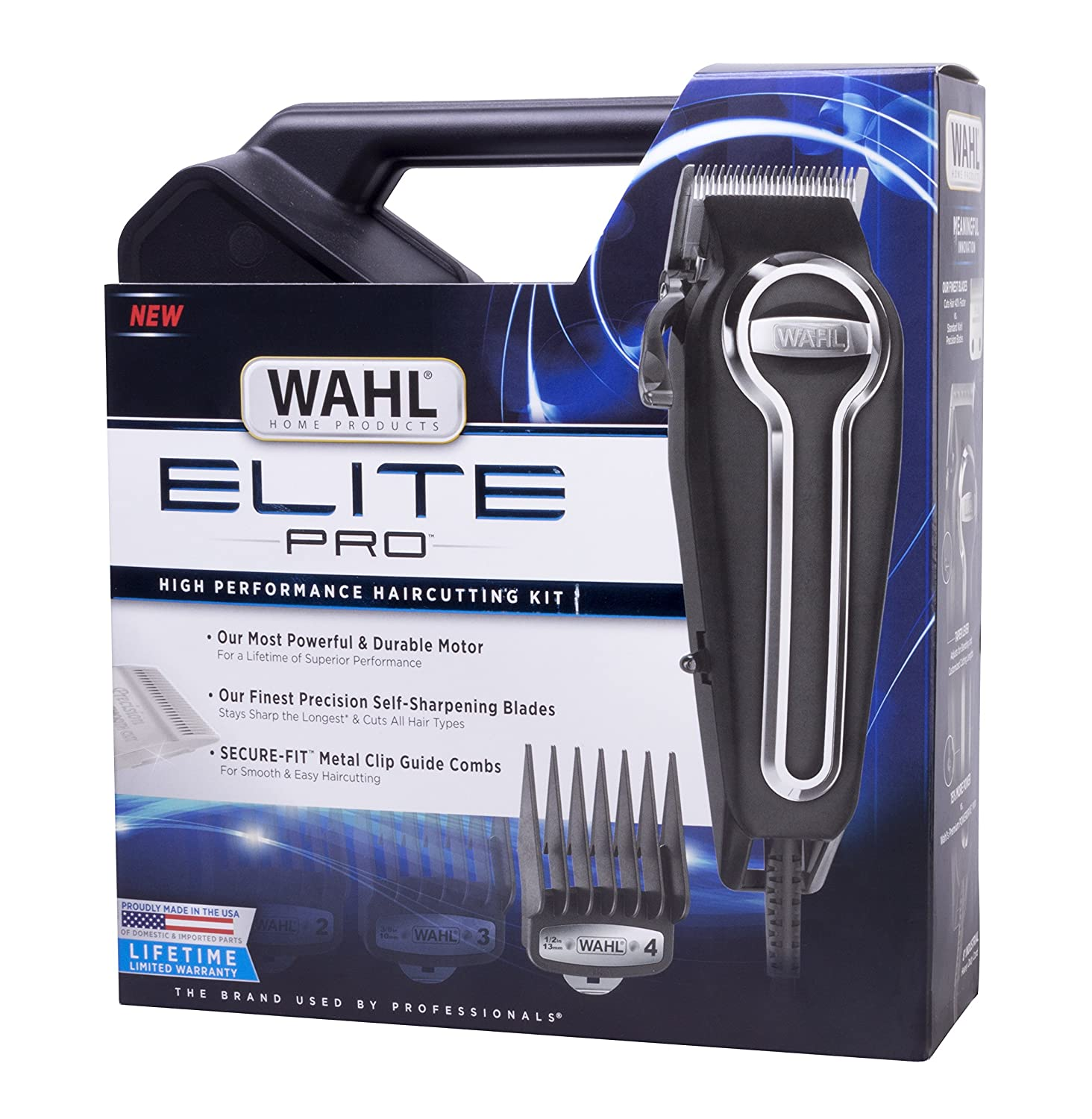 wahl packaging