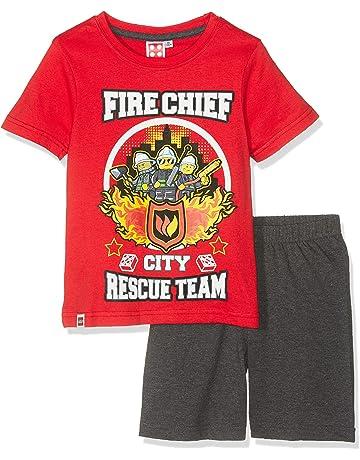 75c85f95ce0e Pijamas dos piezas para niño | Amazon.es