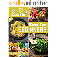 Keto Diet For Beginners: 30-Day Keto Fix . ( Keto Cookbook ).( Keto Diet )
