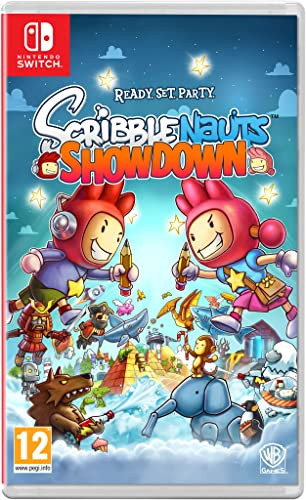 Scribblenauts Showdown - Nintendo Switch [Importación inglesa ...