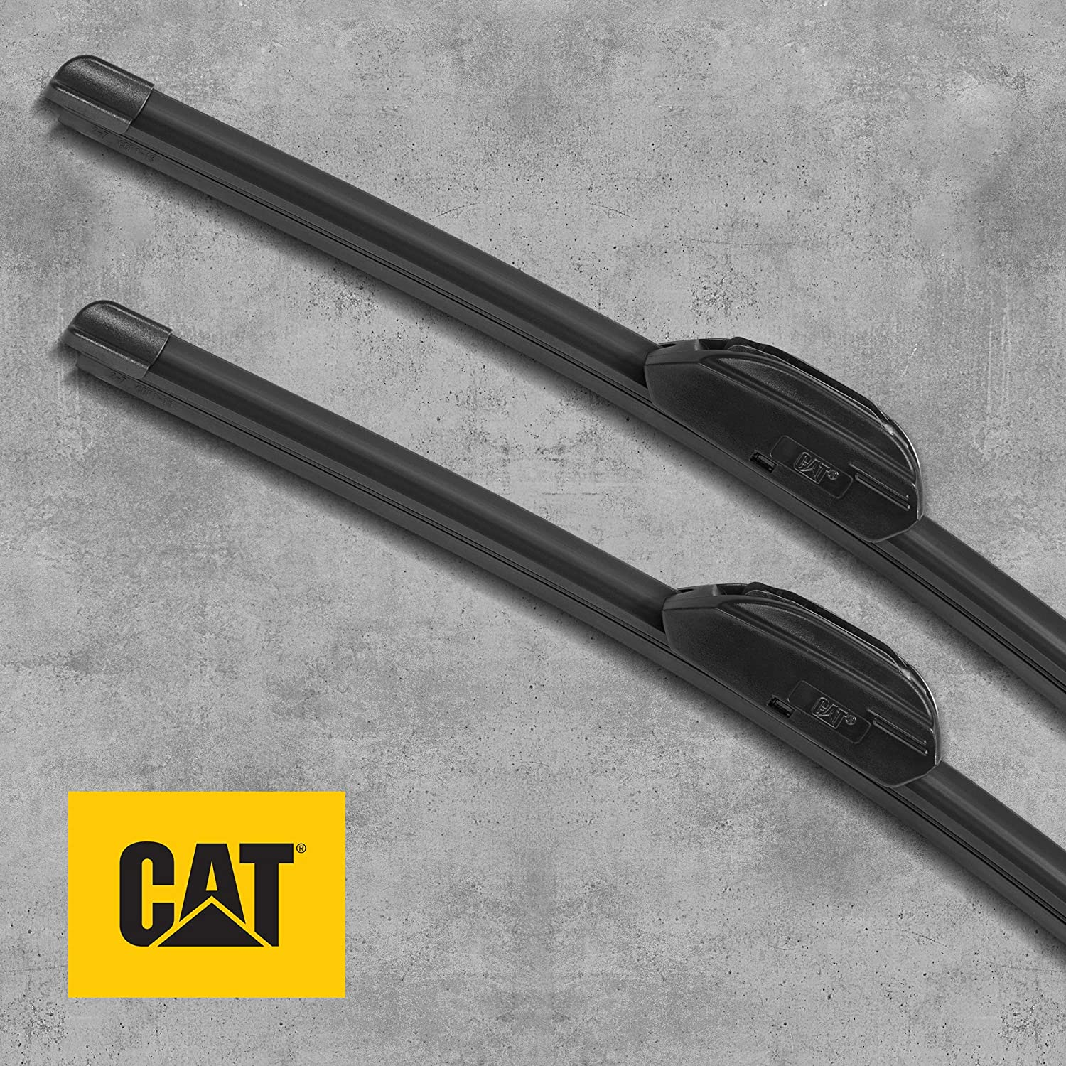 Caterpillar Clarity Premium Performance All Season Replacement Windshield Wiper Blades for Car Truck Van SUV 22 + 22 - Perfect Fit for 2008-2020 Lincoln Navigator