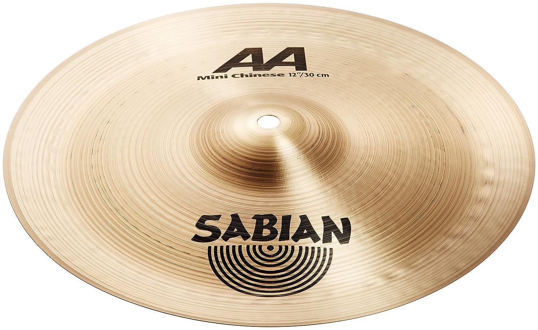 Sabian 12-inch Mini Chinese AA Cymbal 21216