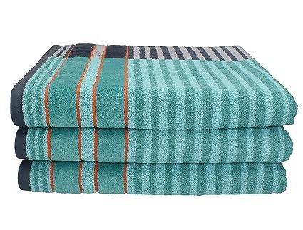 Betz 3 unidades paños Toallas Ducha Toallas de mano sport Juego de toallas de mano (
