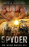 SPYDER (BBW Bear Shifter MC Biker Romance) (MC Bear Mates Book 7)