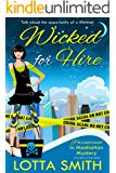Wicked for Hire (Paranormal in Manhattan Mystery Book 1)