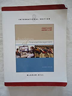 Foundations of financial management 9781259277160 economics books foundations of financial management the mcgraw hillirwin series in finance insurance fandeluxe Gallery