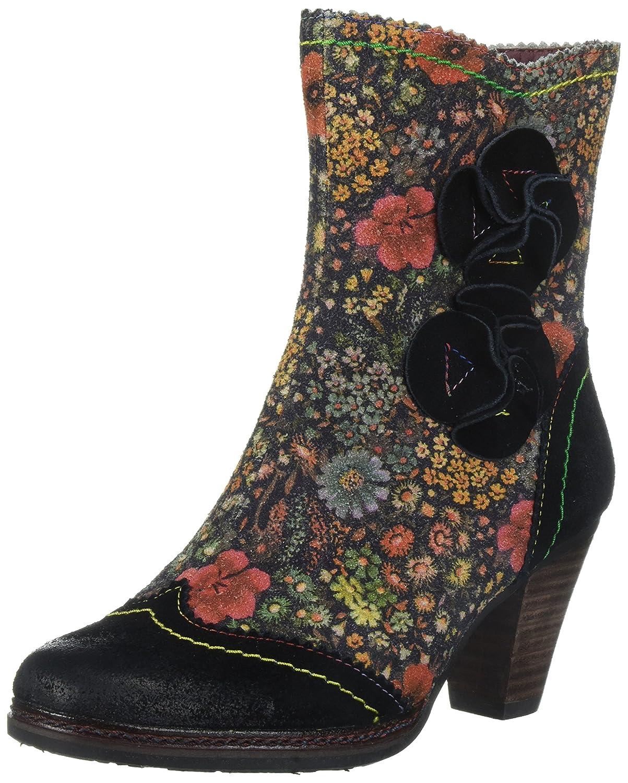 L'Artiste by Spring Step Women's Simonetta Boot B06XK8GYFL 39 M EU / 8.5 B(M) US|Black