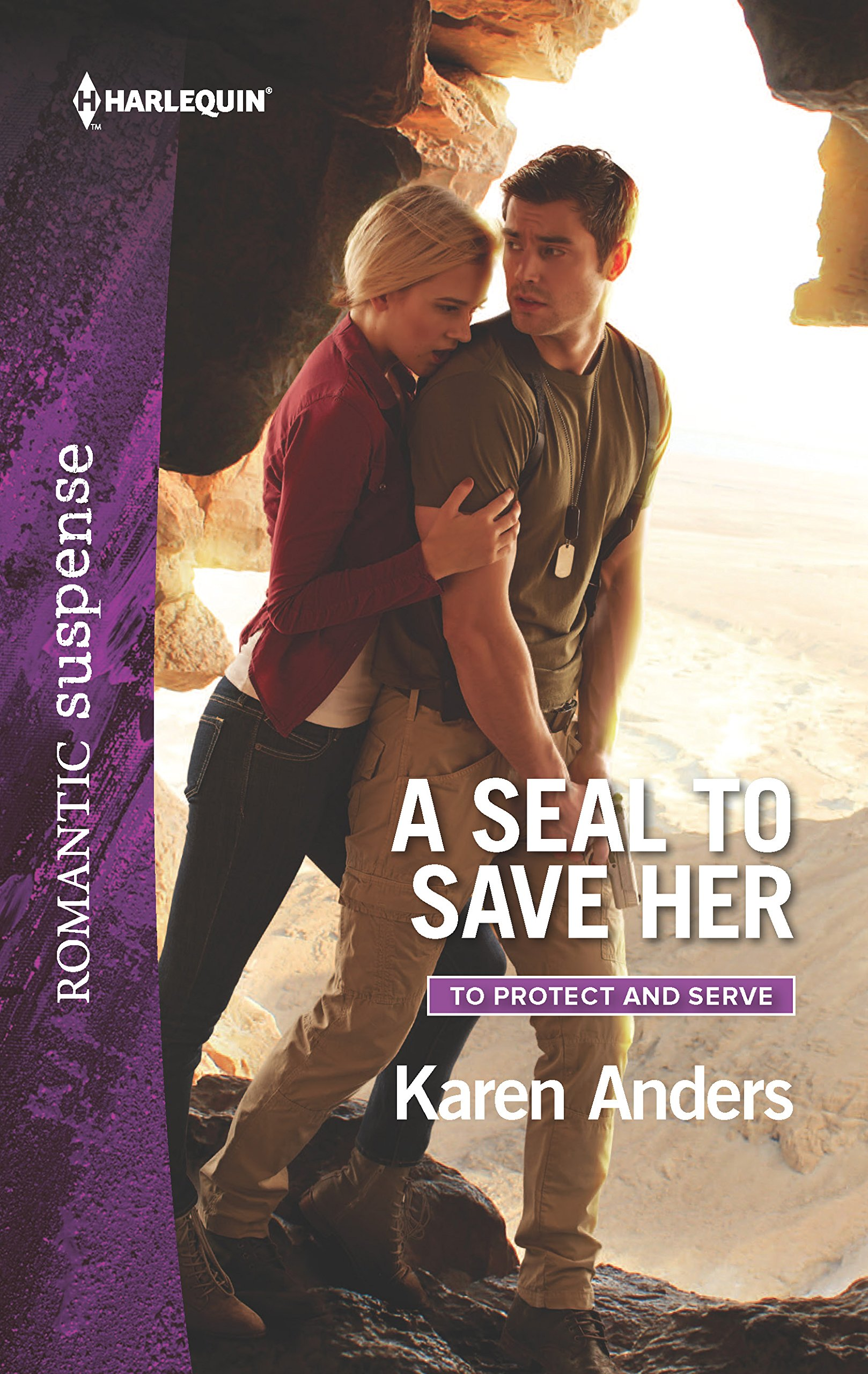 Read Online A SEAL to Save Her (To Protect and Serve) pdf epub