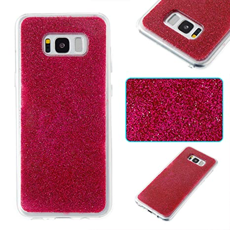 custodia silicone galaxy s8plus