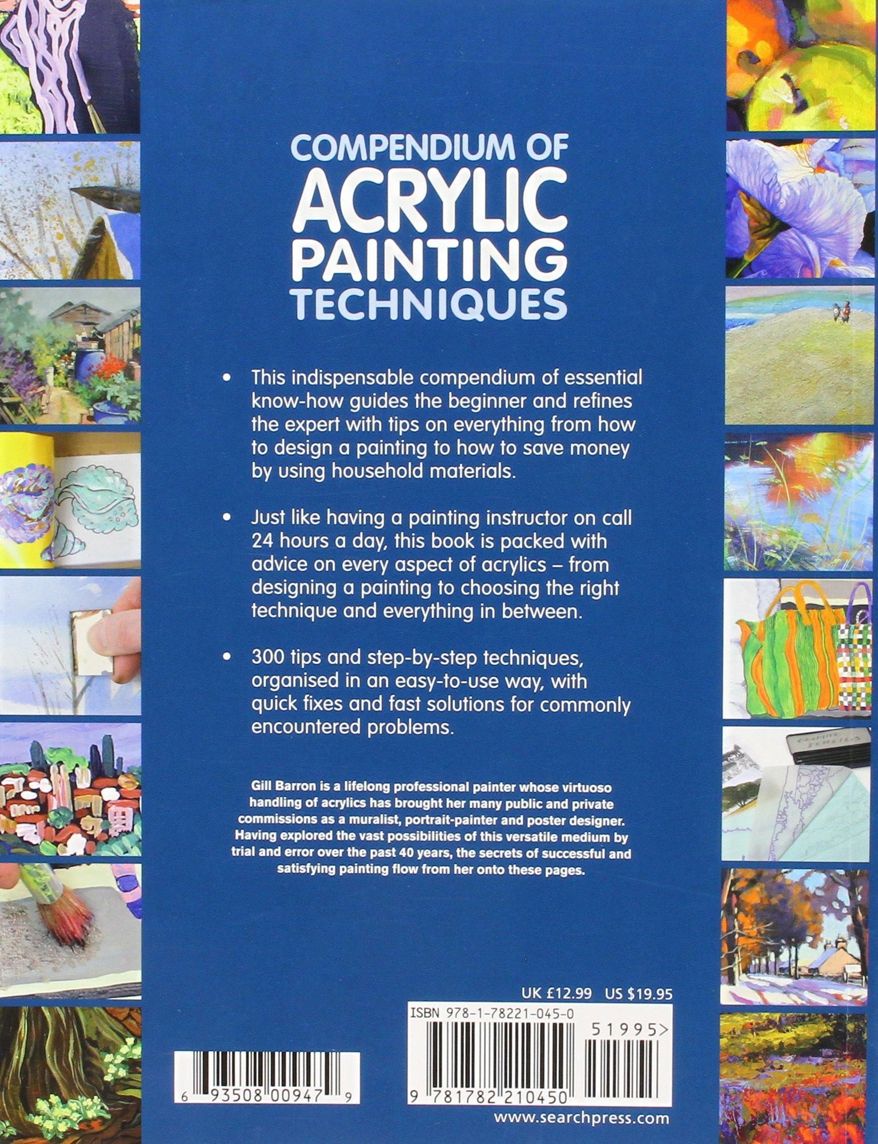Strange Compendium Of Acrylic Painting Techniques 300 Tips Download Free Architecture Designs Parabritishbridgeorg
