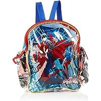 Ultimate Spiderman- Set con Mochila, Casco y Protecciones