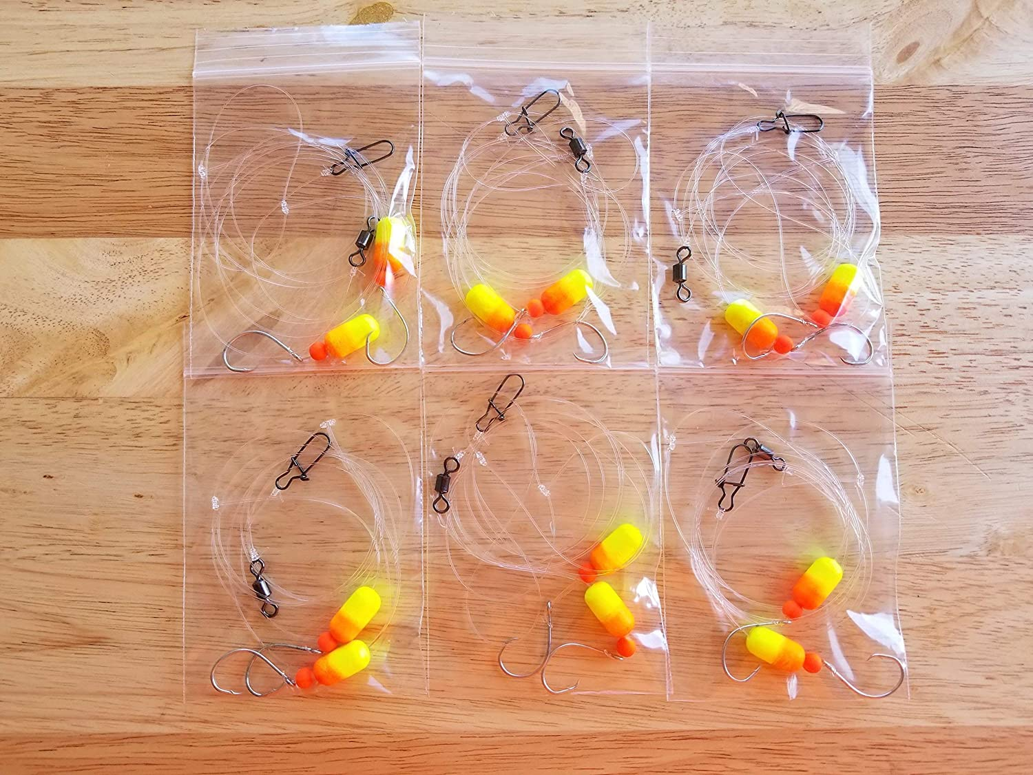 Pier Rigs 10 Fluorocarbon Surf Fishing Rigs Free Shipping Boat Rigs
