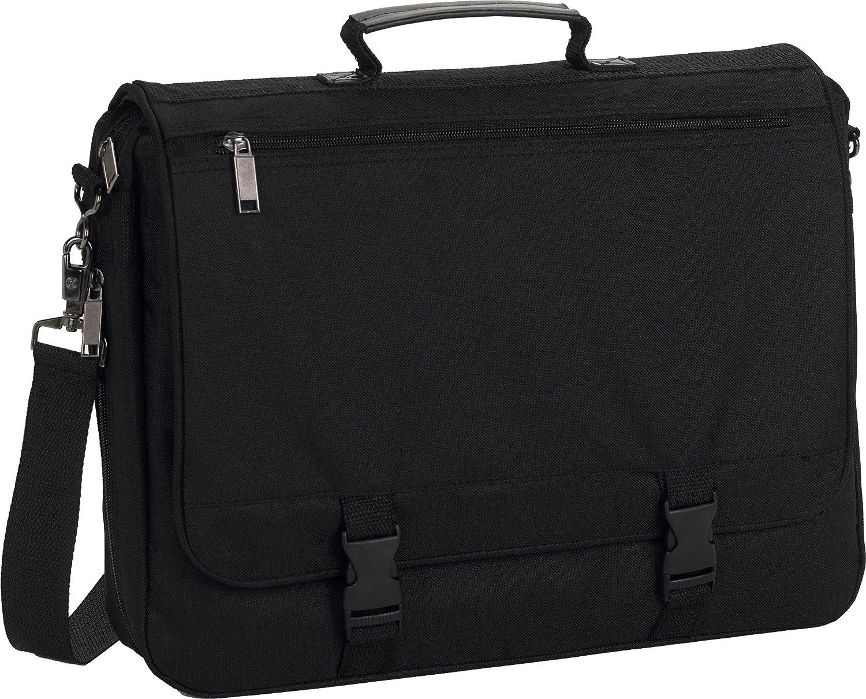 Liberty Bags Corporate Raider Expandable Zipper Pocket Briefcase