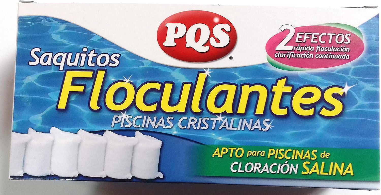 SAQUITOS FLOCULANTES 500 GRAMOS PQS: Amazon.es: Bricolaje y herramientas