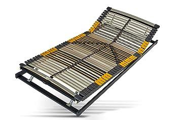 Hilding Sweden Lattenrost 90 X 200 Cm Mit 44 Latten Aus Holz Kopfteil Und Fussteil Verstellbar Fertig Montiert Geeignet Fur Alle Matratzen