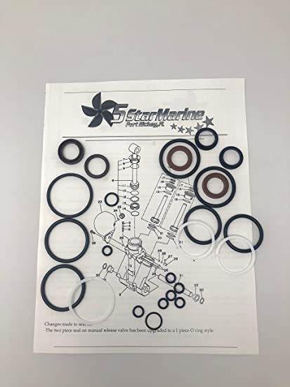 91w%2BHZiq7HL._SY550_ amazon com five star marine suzuki showa trim tilt seal kit suzuki