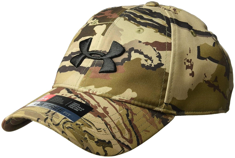 Under Armour Men's Camo Cap 2.0, Ua Barren Camo (999)/Black, One Size Under Armour Accessories 1300472
