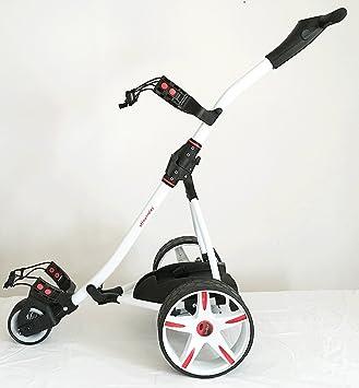 Offmetrolley Z1 carro de golf eléctrico con motor de 200 W y batería 27