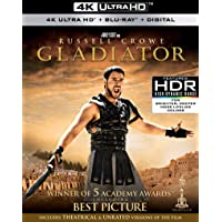 Deals on Gladiator 4K UHD Blu-ray + Digital