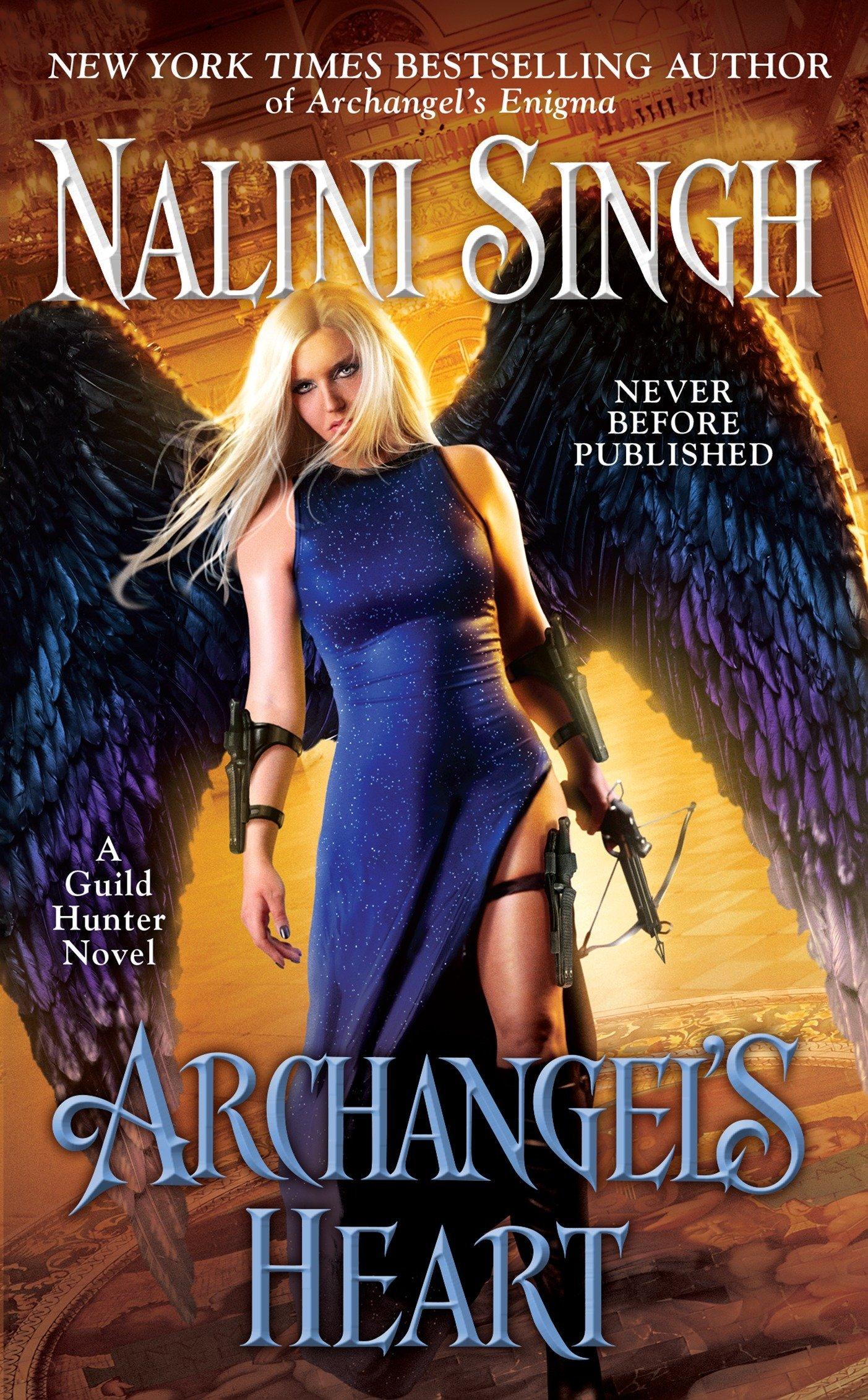 Download Archangel's Heart (A Guild Hunter Novel) pdf