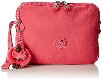 1994bc6e2 Kipling Donnica, Bolso Mochila para Mujer, Rosa (City Pink), 15x24x45 cm (W  x H x L): Amazon.es: Equipaje