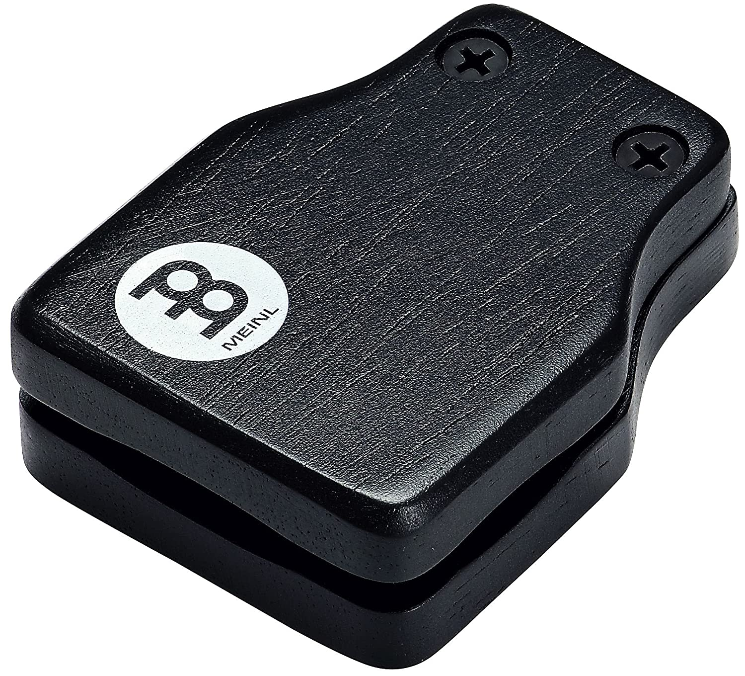 Meinl Percussion WC1-M Medium Wood Cajon Castanet, Black