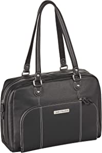 "Clark & Mayfield Morrison 15"" Laptop Tote (Black)"