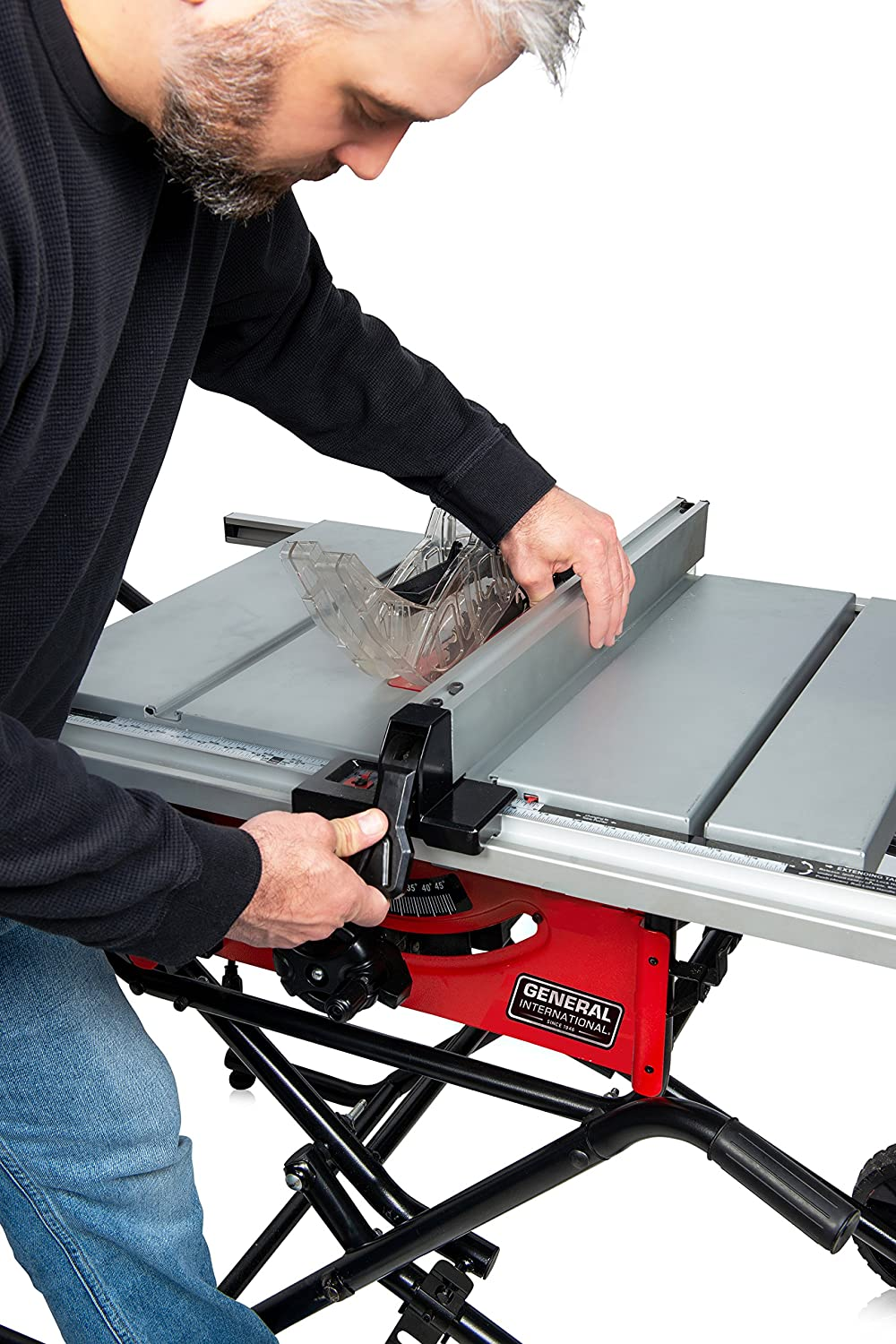 General International TS4004 Table Saws product image 6