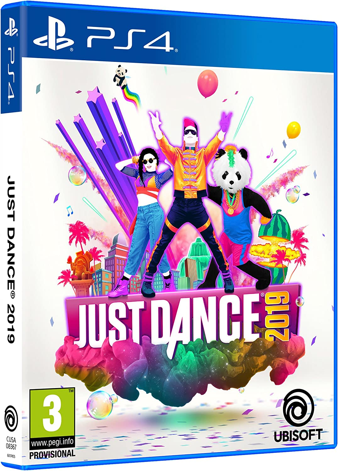 Just Dance 2019: Sony: Amazon.es: Videojuegos