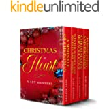 Christmas at Heart: A Sweet Collection of Small-Town Holiday Love Stories
