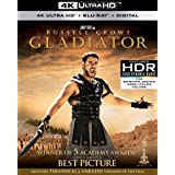 Gladiator (4K UHD + Blu-ray + Digital)
