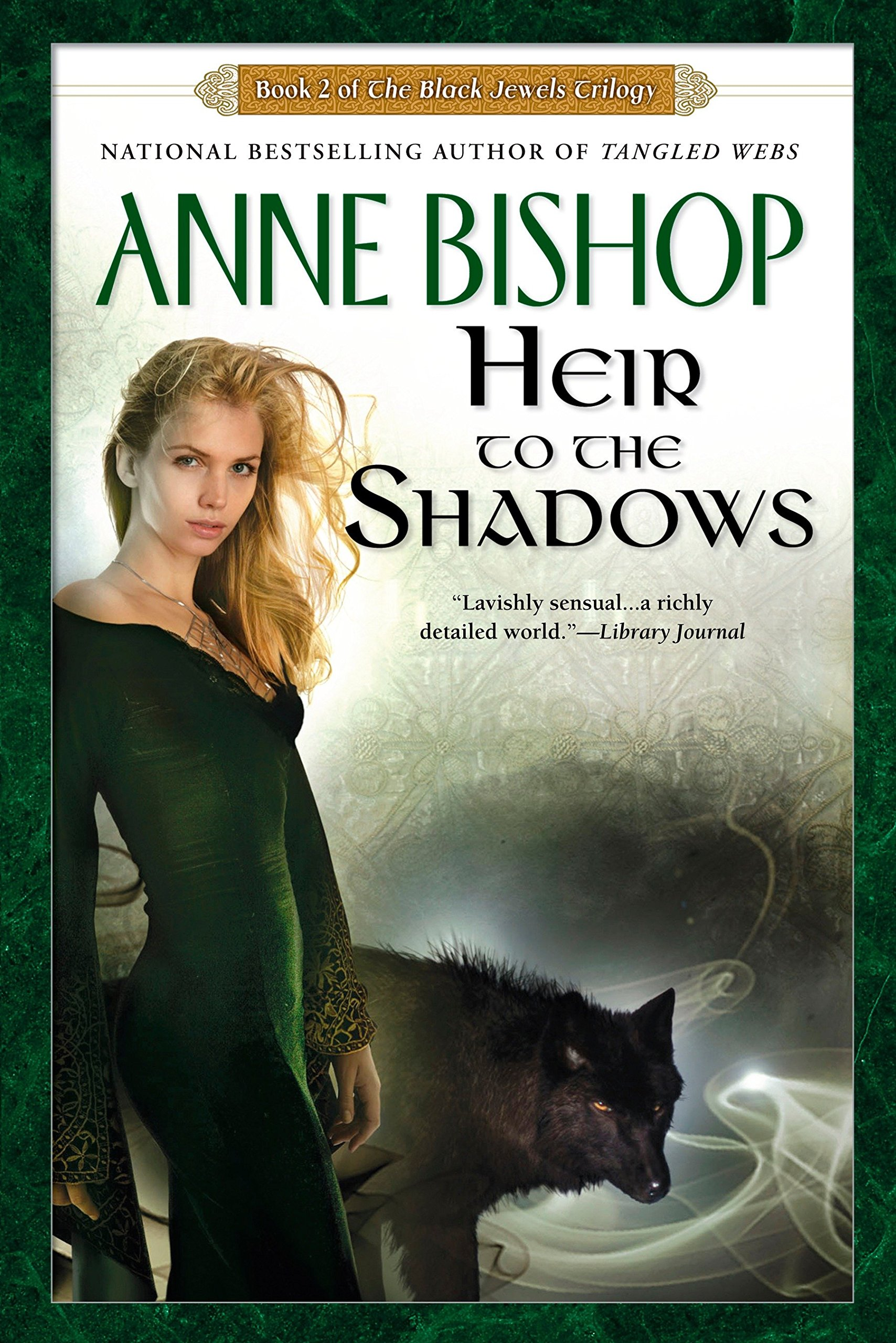 Read Online Heir to the Shadows (Black Jewels, Book 2) PDF