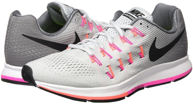 buy popular b0b21 55d97 Nike Air Zoom Pegasus 33, Chaussures de Running Entrainement Femme  MainApps   Amazon.fr  Chaussures et Sacs