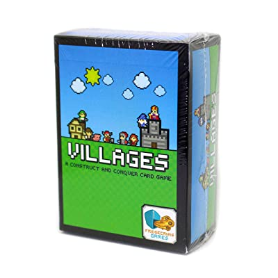 Villages: a Construct and Conquer Card Game: Toys & Games