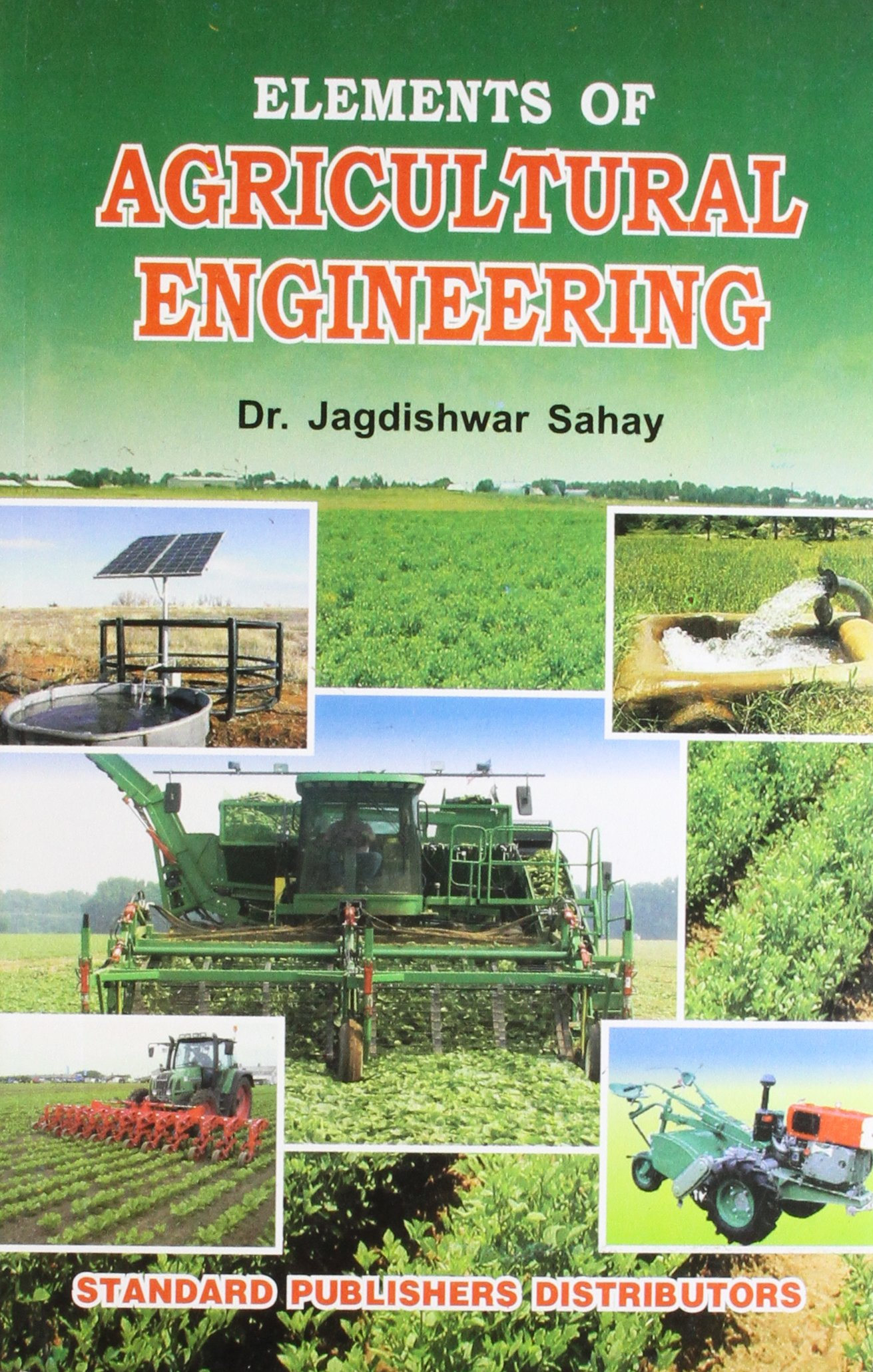 textbook elements of agric engineering