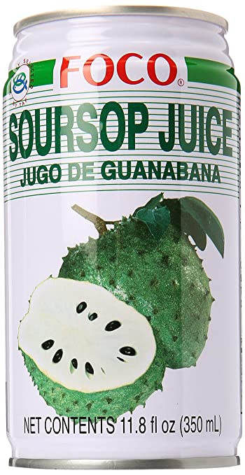 amazon com foco soursop juice drink jugo de guanabana graviola rh amazon com